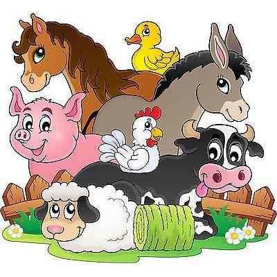 Images classifiées / renseignées : les animaux de la ferme