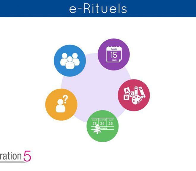 Application pour les rituels en maternelle